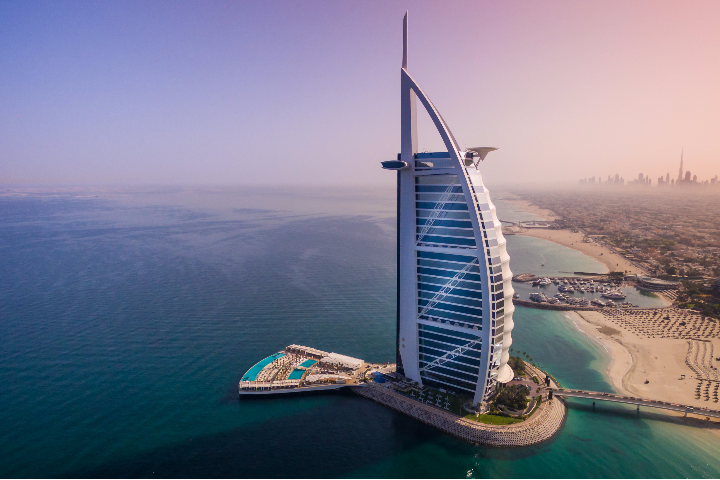 Burj Al Arab Extension, Dubai, UAE