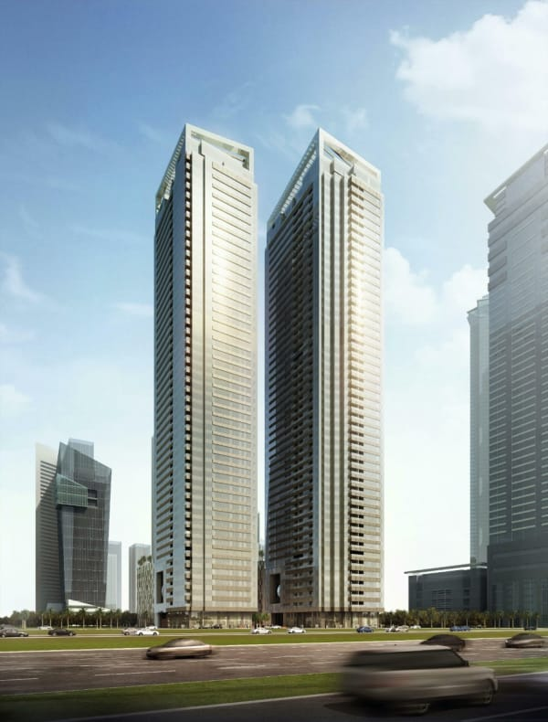Tiara United Towers, Dubai, UAE