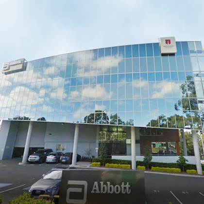 Abbott Laboratories, Macquarie Park, Australia