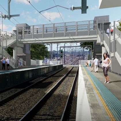 Adamstown Station, Australia