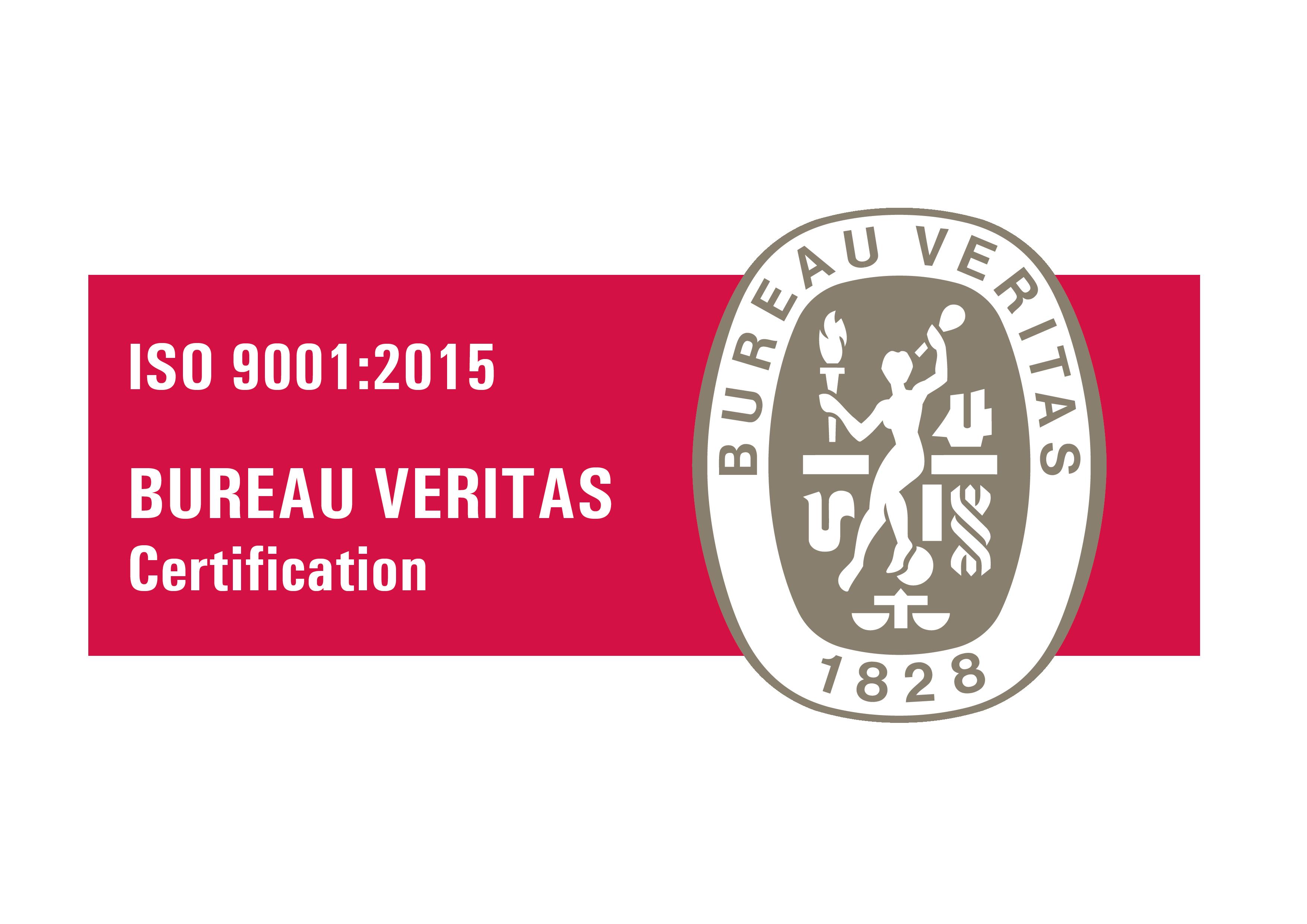 Vortex Fire Dubai awarded ISO 9001:2015 certification